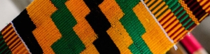 Kente Cloth Strip 2