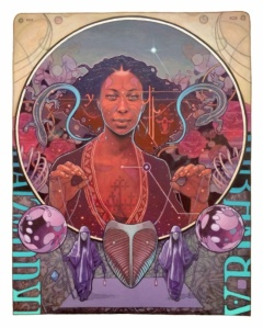 Weaver Joshua Mays Art